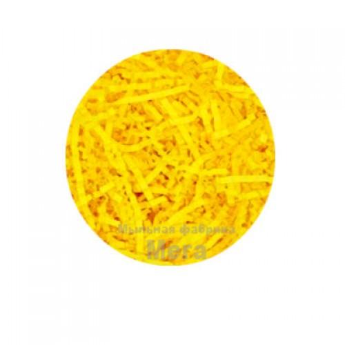 Купить  Бумажный наполнитель Кремово Желтый  в  Мыльная фабрика
