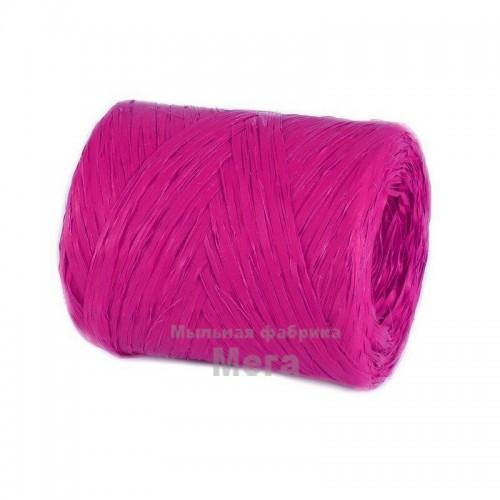 Купить  Рафия Роза 200 м  в  Мыльная фабрика