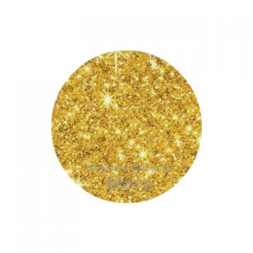 Купить  Глиттер золотой Light Gold (0,1 мм) 1/256, 1 кг  в  Мыльная фабрика