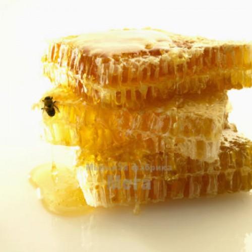 Купить  Соль Мертвого Моря с медом и прополисом, 50 грамм  в  Мыльная фабрика