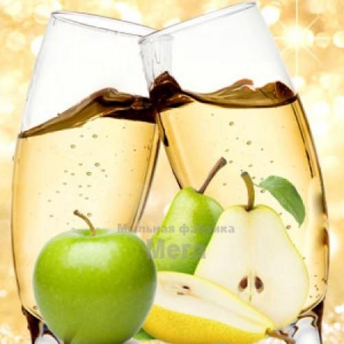 Купить  Отдушка Грушевое шампанское, 50 мл  в  Мыльная фабрика