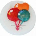 Купить  Молд 103 Три воздушных шара  в  Мыльная фабрика