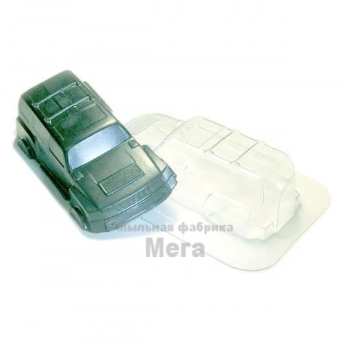 Купить  Форма пластиковая Джип  в  Мыльная фабрика