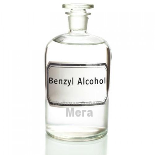Купить  Бензиловый спирт, 1 л  в  Мыльная фабрика