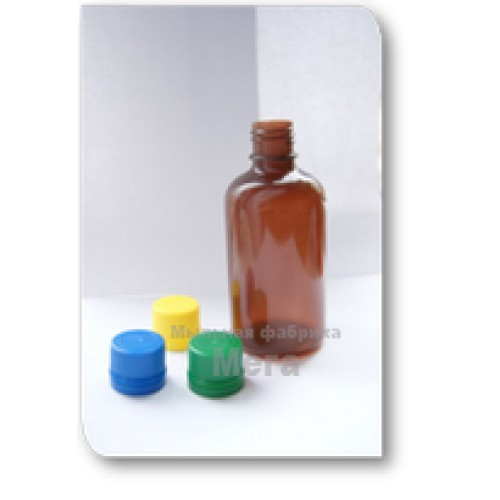 Купить  Бутылочка для косметики пластиковая 100 мл от 1000 шт  в  Мыльная фабрика
