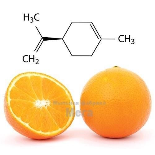 Купить  D-лимонен - натуральный антиоксидант и растворитель, 10 мл  в  Мыльная фабрика
