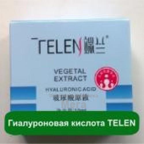 Купить  Гиалуроновая кислота TELEN, 10 мл  в  Мыльная фабрика
