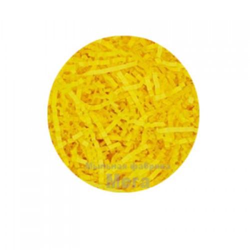 Купить  Бумажный наполнитель Желтый  в  Мыльная фабрика