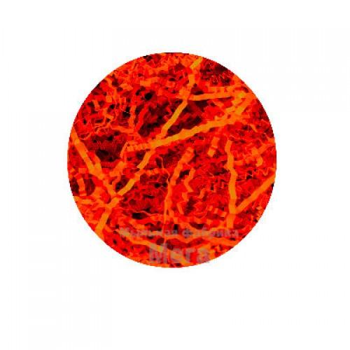 Купить  Бумажный наполнитель Оранжевый 20 гр  в  Мыльная фабрика