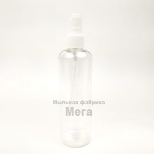 Купить  Бутылочка с распылителем пластиковая, 150 мл  в  Мыльная фабрика