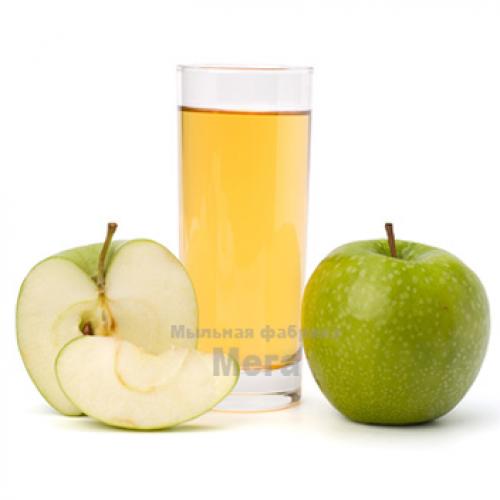 Купить  Отдушка Яблочный сок, Англия, 1 литр  в  Мыльная фабрика
