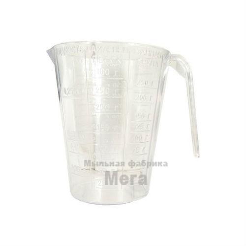 Купить  Мерный стаканчик 250 мл  в  Мыльная фабрика