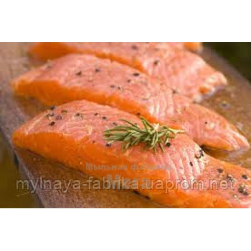 Купить  Пищевой ароматизатор Рыба ( Лосось) 1 л  в  Мыльная фабрика