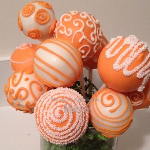 Купить  Ароматизатор пищевой Orange Cake Pops, 1 литр  в  Мыльная фабрика