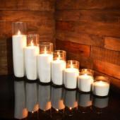 Воск для насыпных свечей