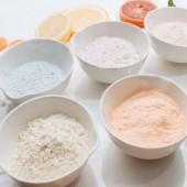 Ингредиенты для альгинатных масок