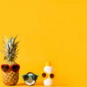 Натуральные отдушки в солнцезащитную косметику