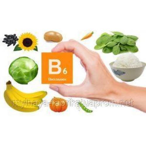Витамин В6 сухой, 10 грамм